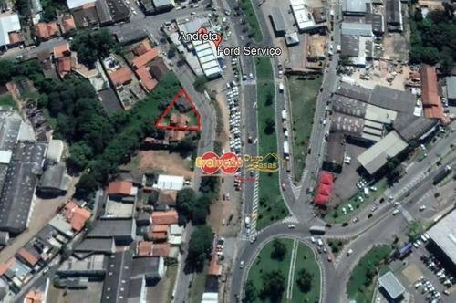 Imagem 1 de 1 de Terreno Comercial/ Residencial - Bairro Do Engenho - Te3066