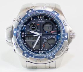 Relógio Citizen Quartz Wingman Temp C720