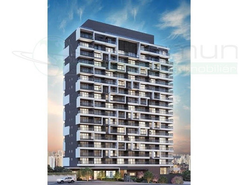 Apartamento Para Venda, 1 Dormitório(s), 43.24m² - 5663