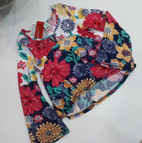 Roupa Infantil Blusa Camiseta Puc Bata