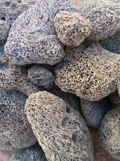 Piedra Pomez O Pomex Directo De La Playa 1kg