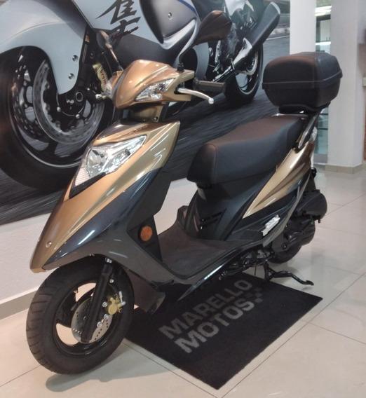 Nova Suzuki Burgman | Lindy 125 Freio Cbs Modelo 2021 0km