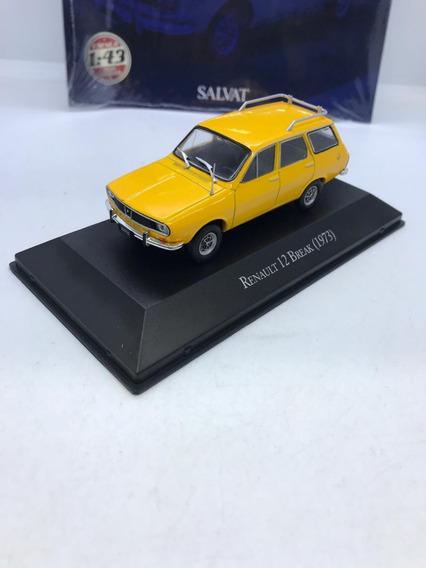 Coleccion Autos Inolvidables Nº 72 Renault 12 Break A