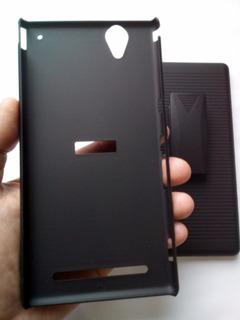 Capinha Anti Impacto Sony Xperia T2 Ultra Dual D5303 D5322