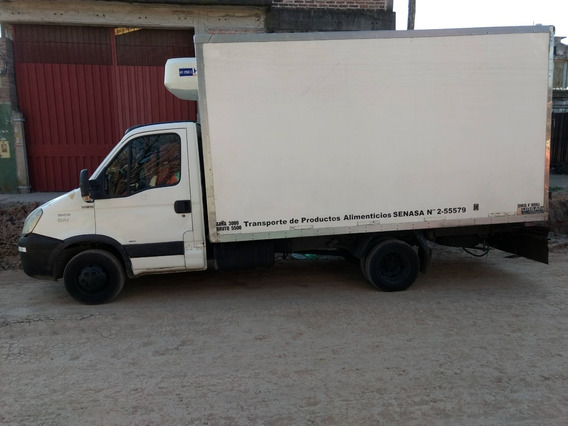 Iveco Daily 3.0 Chasis 35c14 3750