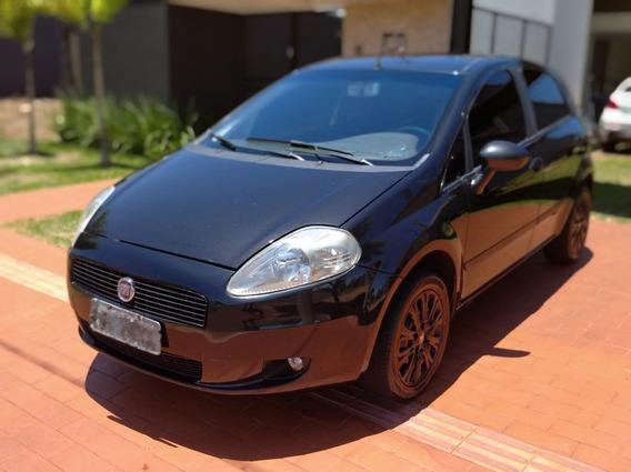 Fiat Punto Elx 1.4 8v Flex Manual 4p