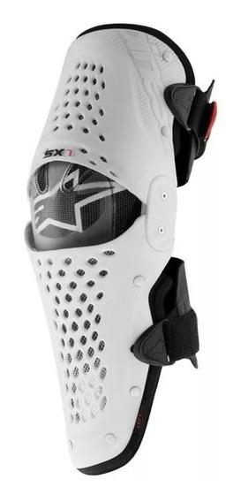 Rodilleras Para Moto - Cuotas - Sx-1 Knee - Alpinestars