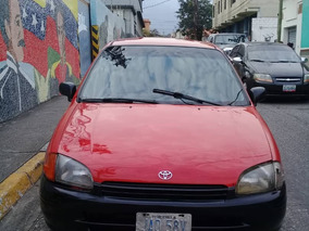 Toyota Starlet Starlet Sincronico