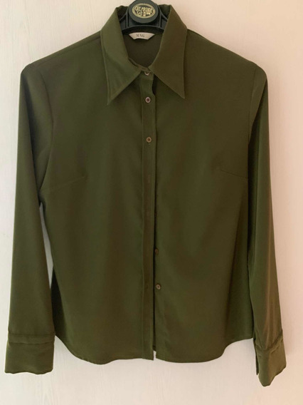 Camisa Verde Impecable