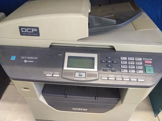 Impressora Brother Dcp 8080dn Somente Retirada De Peças