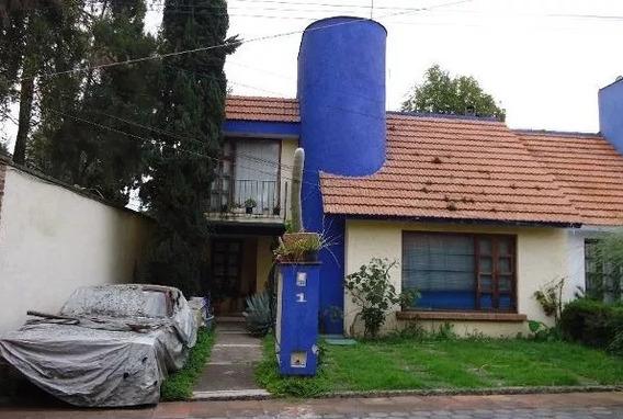 Hermosa Casa Remate Bancario A 3 Calles De Metro L Estrella