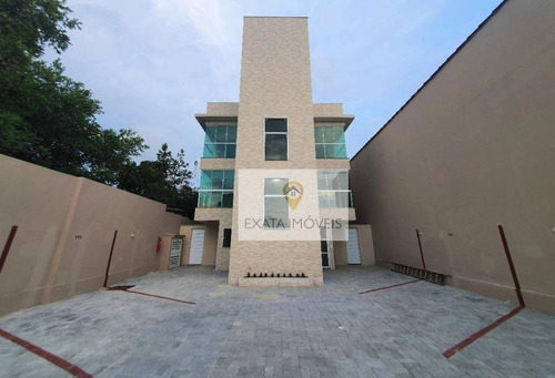 Apartamentos 3 Quartos (quintal Ou Terraço) No Centro/balneário Remanso, Rio Das Ostras. - Ap0422