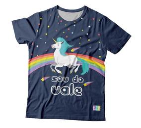 Camiseta Estampa Total Lgbt - Sou Do Vale (sublimação)