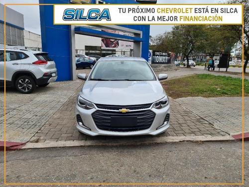 Chevrolet Onix Plus At Turbo 2022 Gris Plata 0km