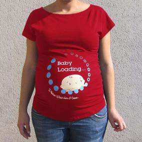 5828cb684 Camisetas Para Mujeres Embarazadas - Ropa y Accesorios en Mercado ...