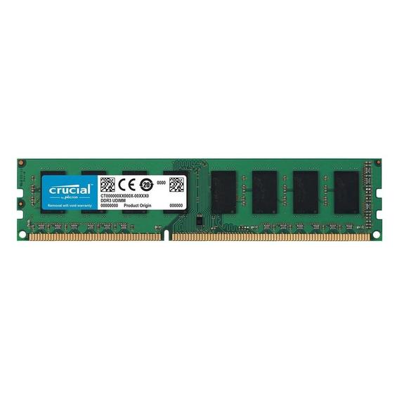 Memoria Ram Pc Ddr4 Crucial 16gb 2400mhz Udimm