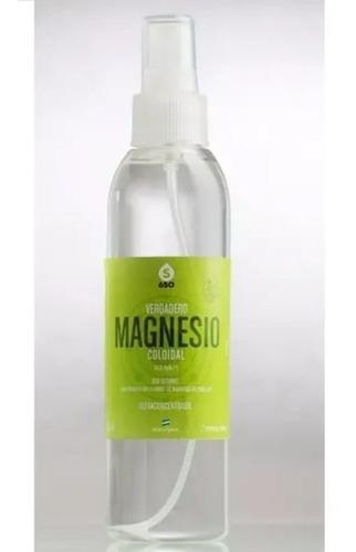 Imagen 1 de 2 de Verdadero Magnesio Coloidal 1000 Ppm En Caba Coghlan