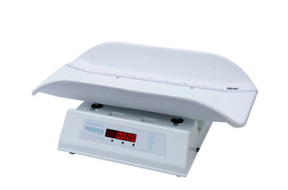 Balança Pediátrica Bebê Eletrônica Digital 109e 15kg Welmy
