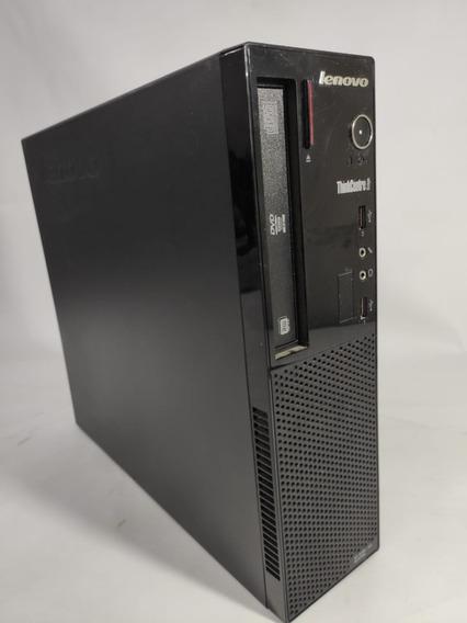 Desktop Lenovo E72 I3 3ª Geração Hd 500gb 4gb Ram