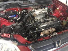 Honda Cr-v 2.0 4x4 Techo Solar