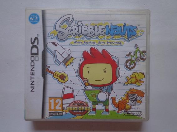 Scribblenauts ( Nintendo Ds )