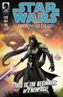 Star Wars: Dawn Of The Jedi | Comic Completo | Digital
