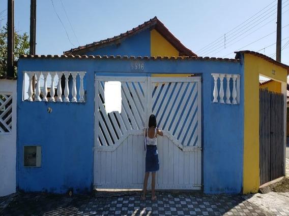 Casa Em Mongaguá - Lado Praia - 4097 - 67857046