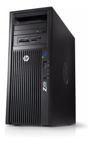 Workstation Hp Z420 Xeon E5-1650 V2 32gb K5000 4gb