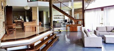 Casa Maravilhosa 500 M² No Condomínio Lagamar Em Varginha Mg - Ca0011