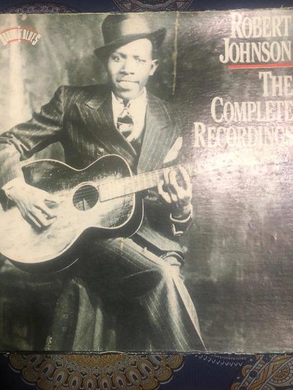 Robert Johnson - The Complete Recordings - Vinil