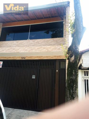 Imagem 1 de 15 de Casa Sobrado À Venda Em Cidade Das Flores  -  Osasco - 41295