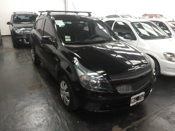 Chevrolet Agile Lt Spirit 1.4 2014 $ 200000 Y Ctas (gm)