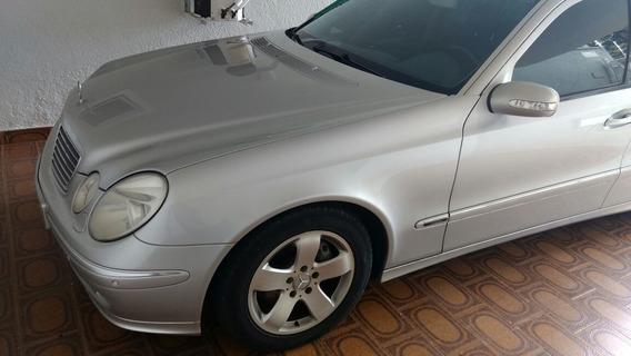 Mercedes-benz Classe E 3.2 Avantgarde V6 Gasolina 4p Automát