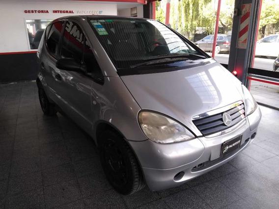 Mercedes-benz Clase A 1.6 Classic 2001 Financio / Permuto !!