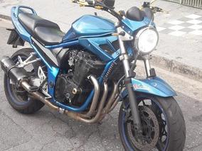 Suzuki Bandit 650n 2007 R$ 4000 Acessórios Seguro Doc 2019