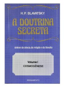 Livro ..a Doutrina Secreta. Vol 1.. Cosmogênese
