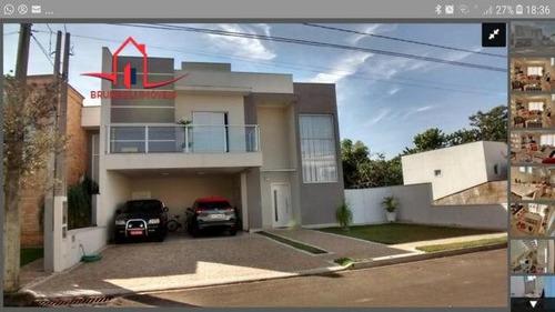 Casa A Venda No Bairro Jardim Alto Da Colina Em Valinhos - - 3302-1
