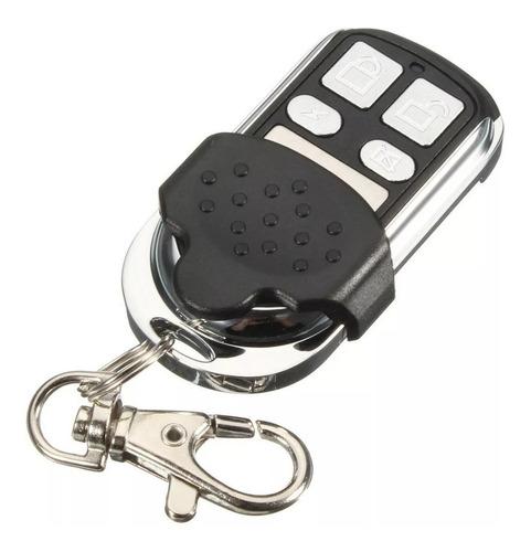 Control Remoto Copiador Porton Automatico Garage Cochera 433