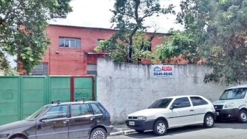 Imagem 1 de 15 de Locação Galpão - Socorro, São Paulo-sp - Rr2785