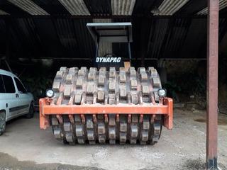 Rolo Compactador Pé De Carneiro