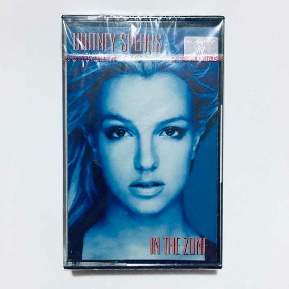 Britney Spears In The Zone Cassette Nuevo Sellado