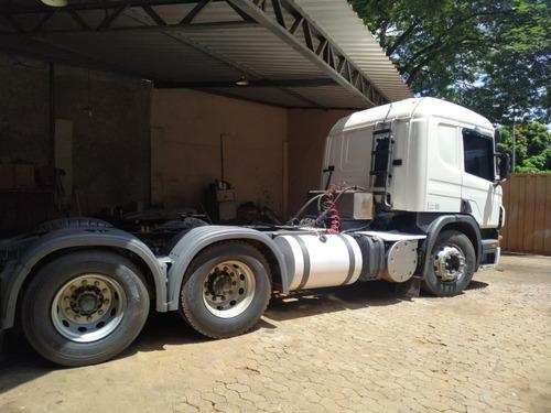 Scania P 360  6x2 2012 Revisado