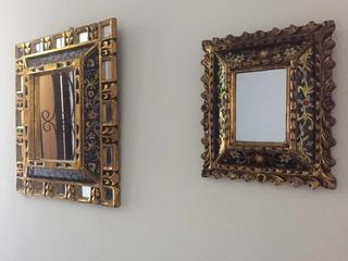 Espejos Con Acabados Antiguos