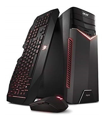 Pc Gamer Acer Aspire Gx-783-br11 Core I5 8gb ( Gtx 1050) 1tb
