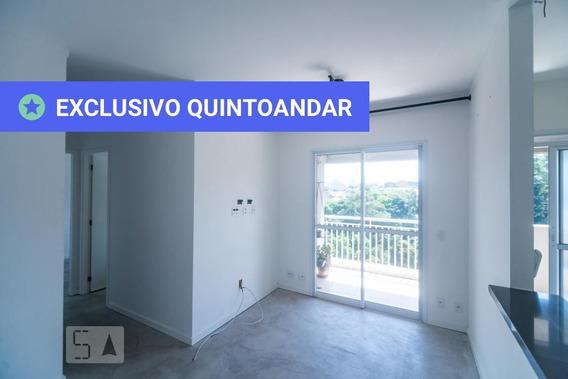 Apartamento No 14º Andar Com 2 Dormitórios E 1 Garagem - Id: 892970599 - 270599