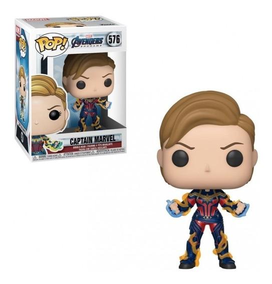 Captain Marvel 576 Avengers Endgame Funko Pop