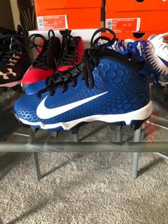 Zapatos Tacos Para Beisbol De Niños Mike Troud 5