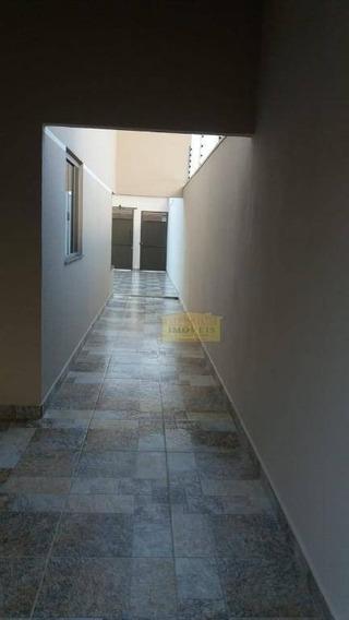 Casa Residencial À Venda, Residencial Aldeia Dos Sonhos, Anápolis. - Ca0334