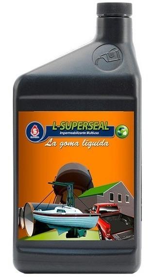 Pintura Anticorrosiva Litro Bedliners L-superseal Neg Sureca