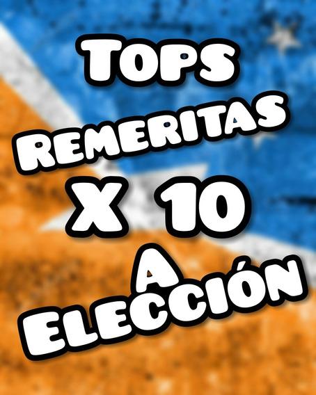 Remeritas Mayorista A Eleccion X 10 (combo 3)